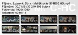 Sztarenki Dóra - Mellékhatás S01E05 HD ikon.jpg