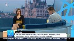 Dúró Dóra - Jó reggelt ECHO TV 02.jpg