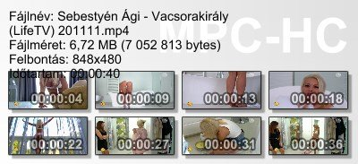 Sebestyén Ági - Vacsorakirály (LifeTV) 201111 ikon.jpg