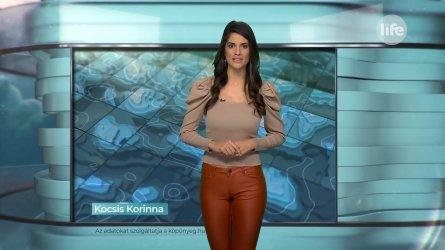 Kocsis Korinna - LifeTV meteo 201031 01.jpg
